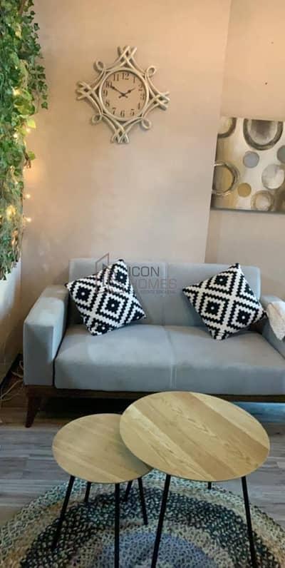 شقة 1 غرفة نوم للايجار في قرية جميرا الدائرية، دبي - FULLY FURNISHED ONE BEDROOM