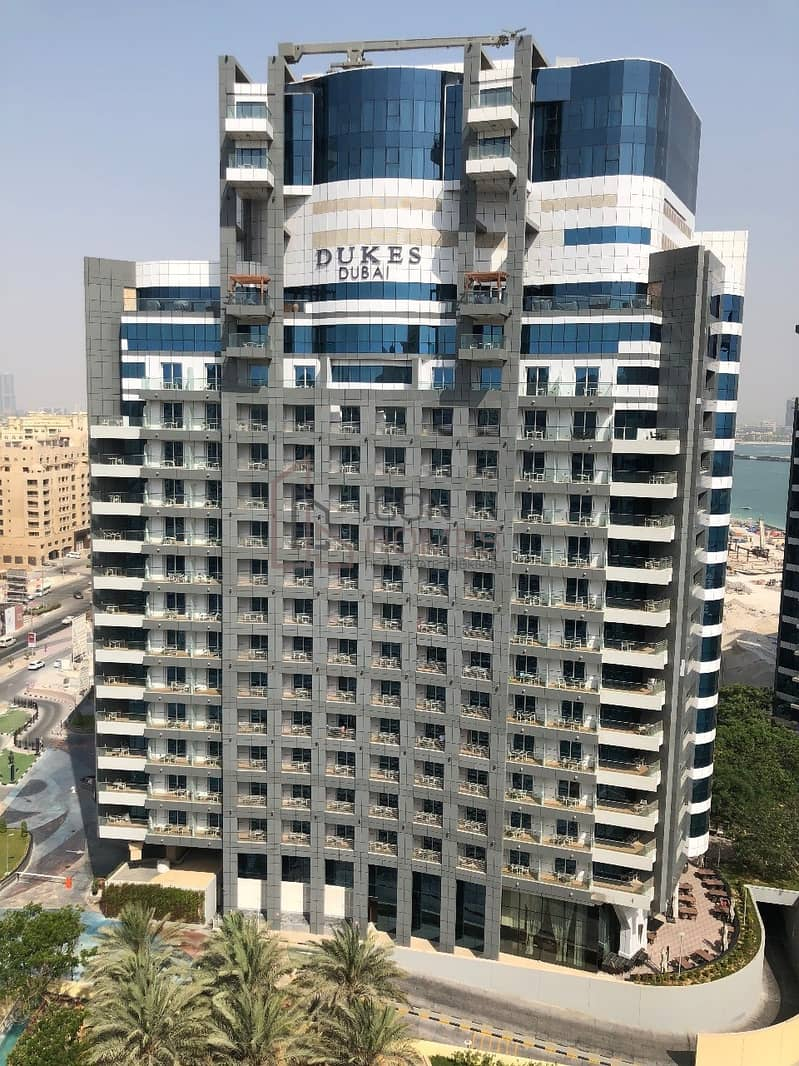 48 Fully furnished penthouse | sea view | High floor