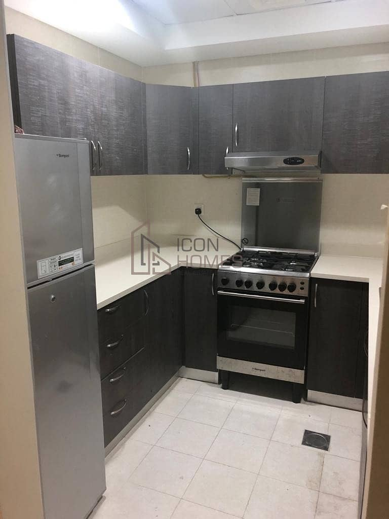 2 Spacious 1br| with balcony | semi-furnished