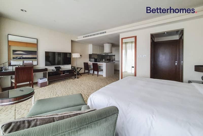 Studio   Hotel Apartment   High Floor   Furnished