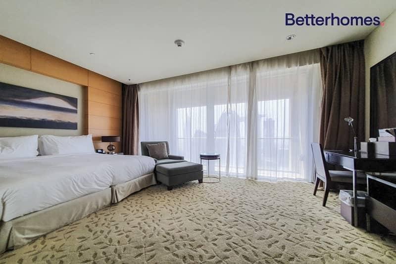 2 Studio   Hotel Apartment   High Floor   Furnished