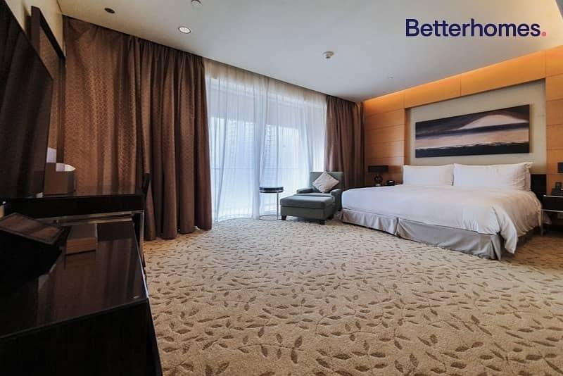 Studio | Hotel Apartment | High Floor | Furnished