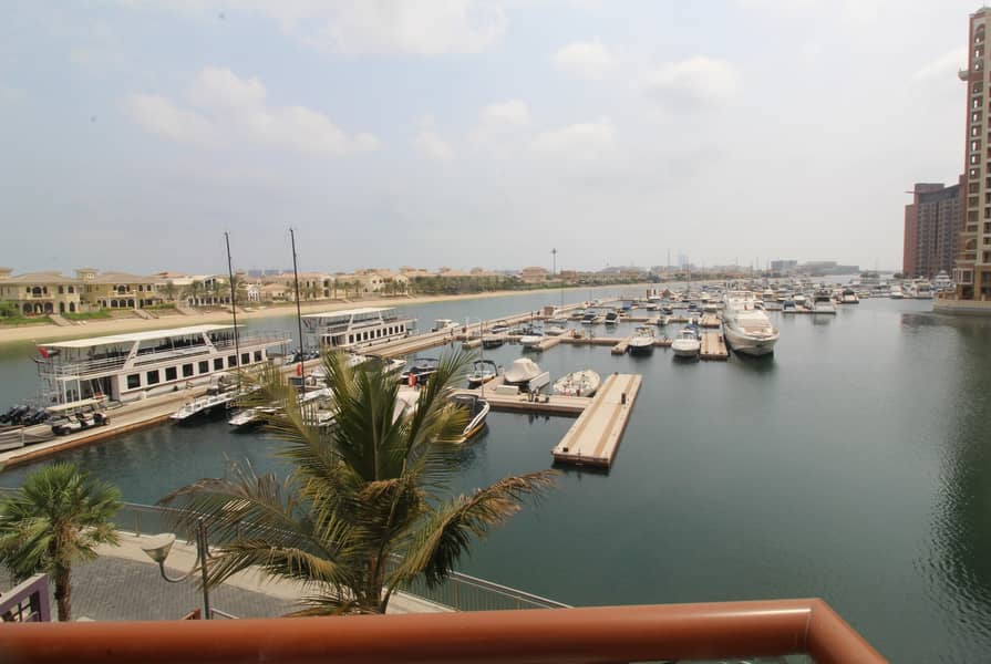 Unfurnished | Stunning Marina Views | Ready to Move