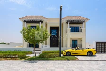فیلا 7 غرف نوم للايجار في مدينة محمد بن راشد، دبي - On The Lagoon Luxury Mediterranean Style