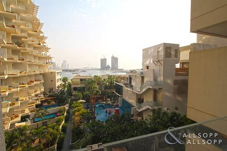 2 Bed | Sea And Dubai Eye View | Balcony