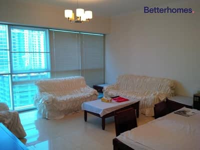 Saba Tower 2 | Furnished| Sheikh Zayed View