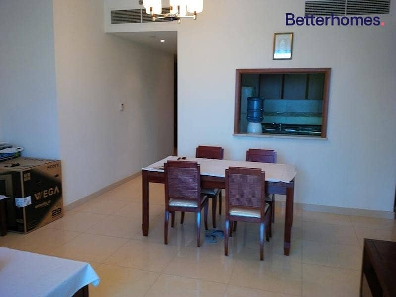 2 Saba Tower 2 | Furnished| Sheikh Zayed View