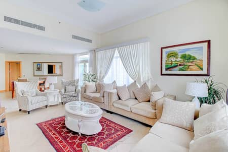 3 Bedroom Flat for Rent in Palm Jumeirah, Dubai - Fully Furnished | 3 Bedrooms | Shorelines