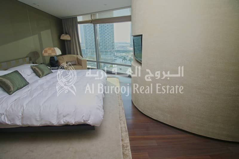 2 Fully Furnished 1-BR at Armani Residence Downtown