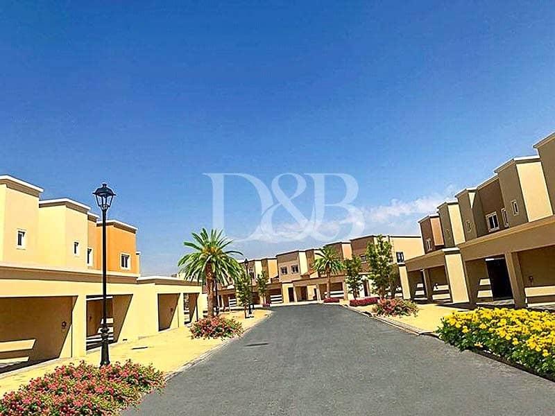 Townhouse | Resale Deal | 3 Bedroom | Single Row