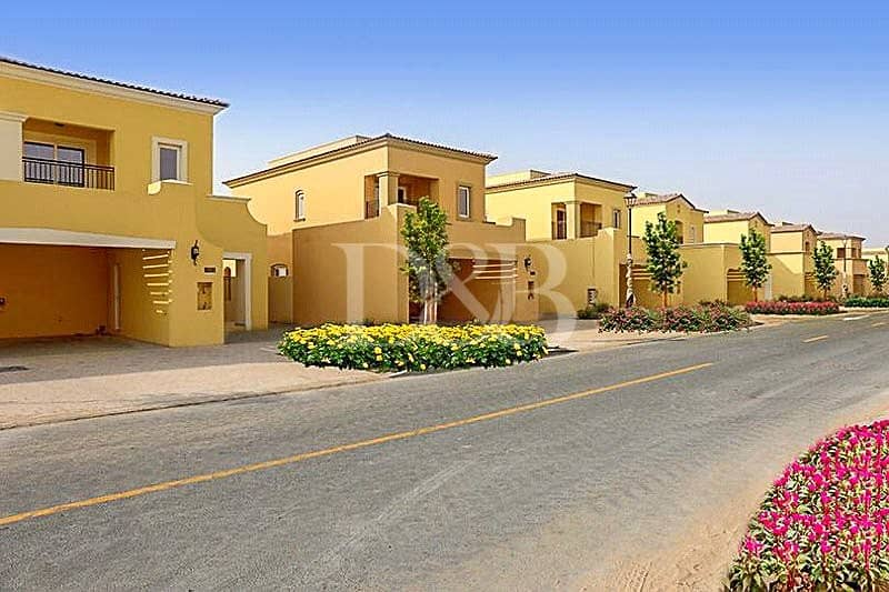2 Townhouse | Resale Deal | 3 Bedroom | Single Row