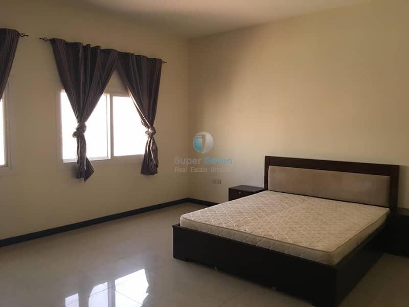 2 Large 5-Bedroom +maid room villa for rent Barashi Sharjah