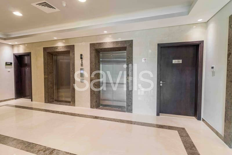 2 Zahia view on middle floor with one parking