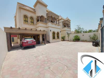 chance ! Villa with big area In Al Mowaihat with Electricity and water Freehold For All Nationalities