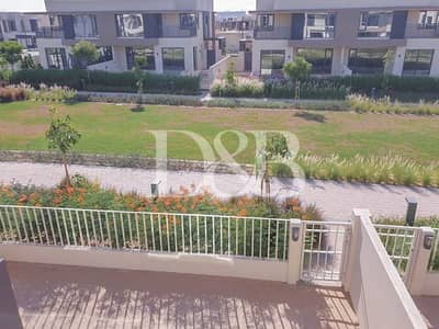 4 Bedroom Villa for Rent in Dubai Hills Estate, Dubai - Type 3M | Single Row | Facing Main Road