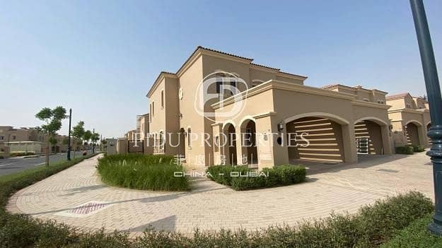 EXCLUSIVE | Prime Location| Next to Pool and Park