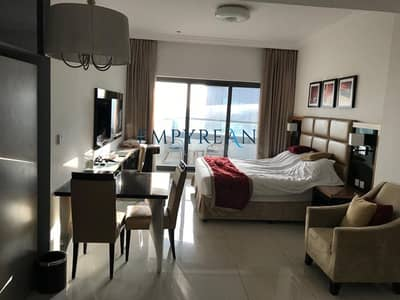 Studio for Sale in Business Bay, Dubai - LARGE STUDIO| LARGE KITCHEN|LARGE BALCONY|FULLY FURNISHED|AMAZING VIEWS
