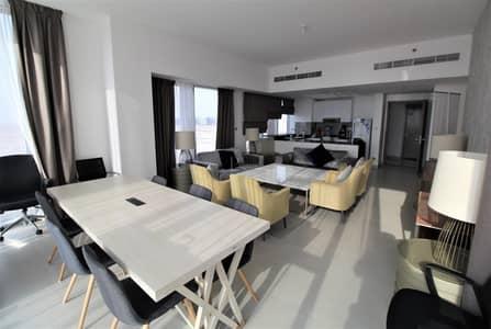 فلیٹ 3 غرف نوم للايجار في دبي الجنوب، دبي - Huge Layout |Corner Unit| Big Balcony| Dewa On