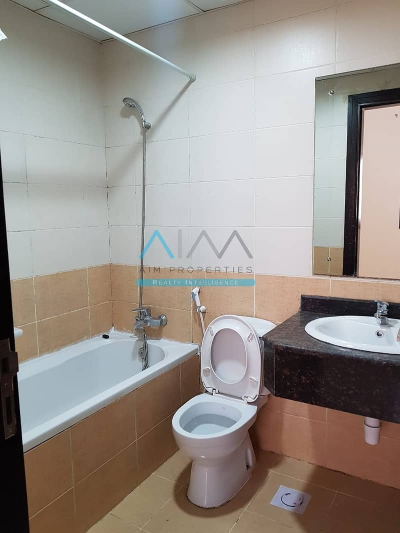 10 Spacious Fully Furnished Studio In Silicon Oasis 20K