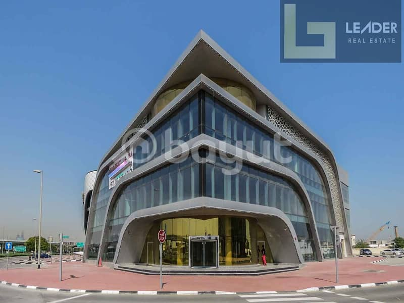 Office for rent  I Next to the Bentley showroom I 2 mint walk in distance from FAB Metro station