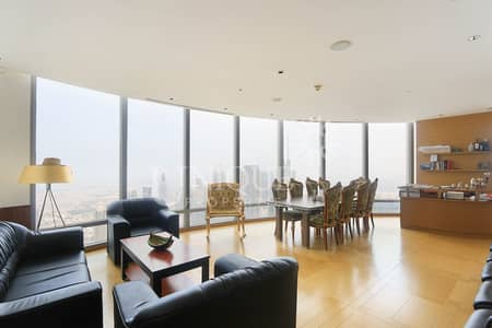 Fully Furnished| Type P | High Floor