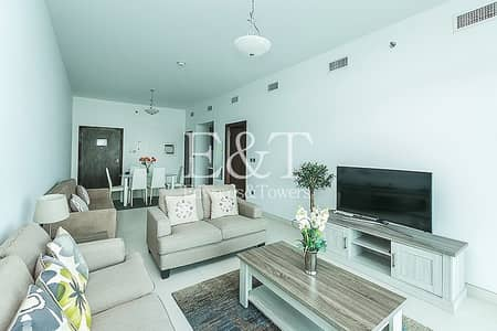 Amazing Full Sea view| 1 BR | Fully furnished | PJ