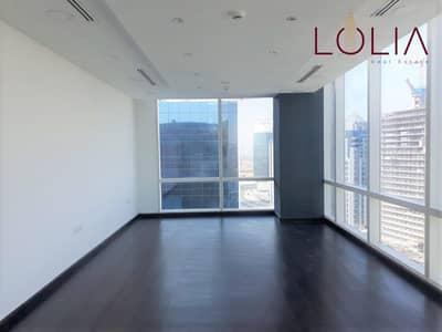 مکتب  للايجار في الخليج التجاري، دبي - Fitted office   Chiller Free   Panoramic View