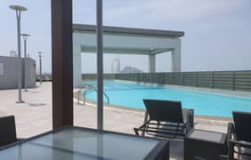 Upgraded 3BR Apartment With Burj Al Arab View