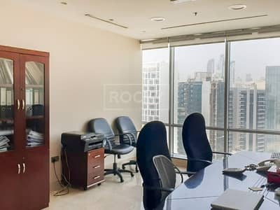 Office for Rent in Business Bay, Dubai - Full automated KNX smart office