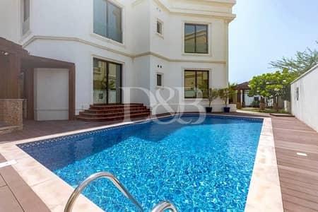 5 Bedroom Villa for Sale in Umm Suqeim, Dubai - Opposite The Beach - Upgraded - Elevator