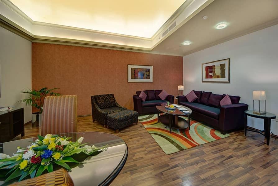 02 BR apartment in Al Barsha 1