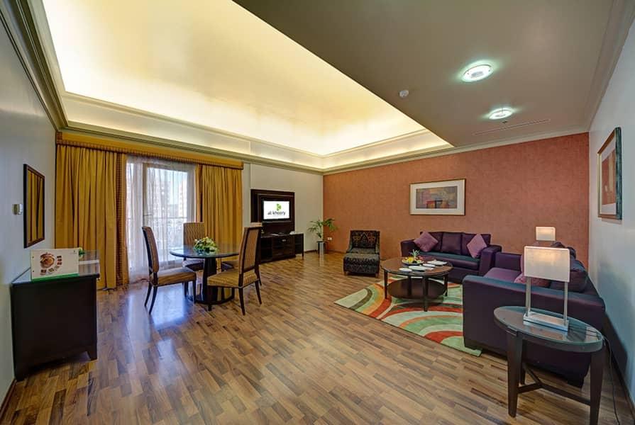 2 02 BR apartment in Al Barsha 1