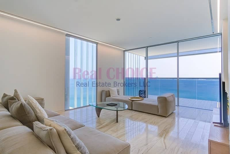 Waterfront Living|Stunning 5BR Penthouse|Ready Now