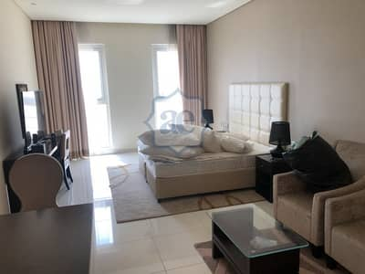 Studio for Sale in Dubai World Central, Dubai - Fully furnished studio in Tenora