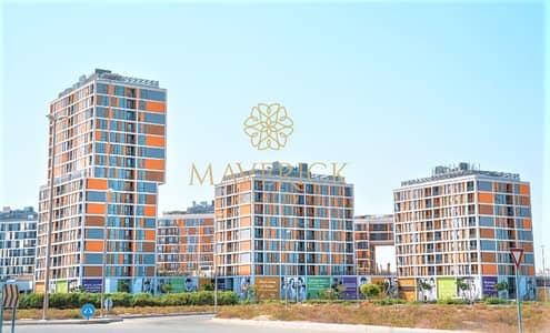 Studio for Rent in Dubai Production City (IMPZ), Dubai - Brand New Studio+Balcony | Community View