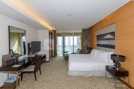 Hotel Apartment for Rent in Dubai Marina, Dubai - Spacious Studio | Fully Furnished | All Inclusive