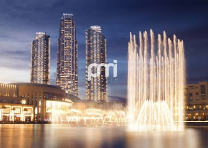 2 Bedroom Apartment for Sale in Downtown Dubai, Dubai - Type 04 | Full Fountain View | Best Layout