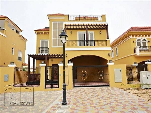 6 Bed Custom Build Villa with privtae pool