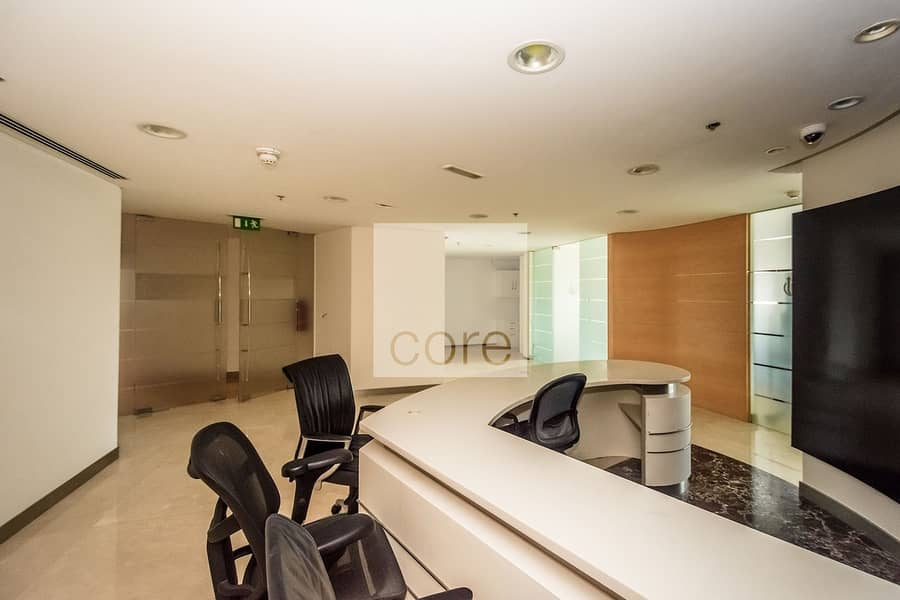 2 Prime Location | Furnished and Fitted Office