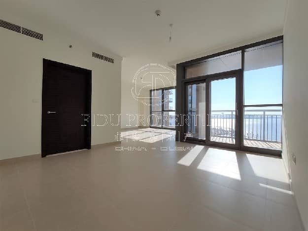 Large 3 BR plus maid   Water view   Mid floor