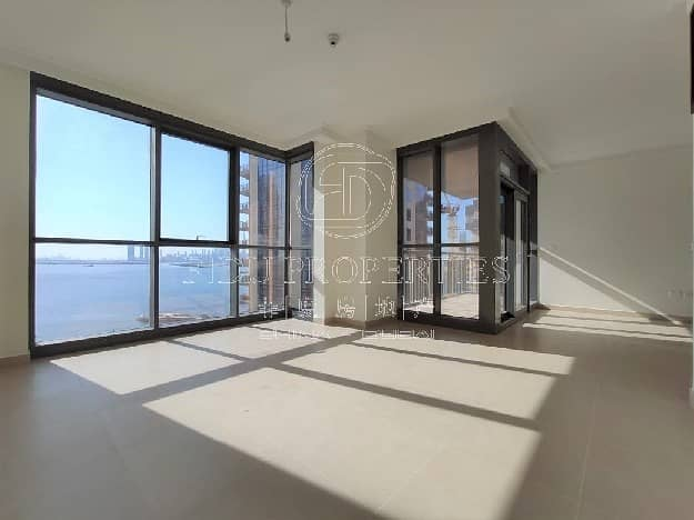 2 Large 3 BR plus maid   Water view   Mid floor