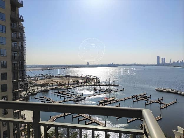10 Large 3 BR plus maid   Water view   Mid floor