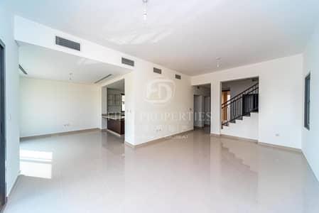 فیلا 4 غرف نوم للبيع في المرابع العربية 2، دبي - Single Row | 4 bedrooms plus maids | Type 2