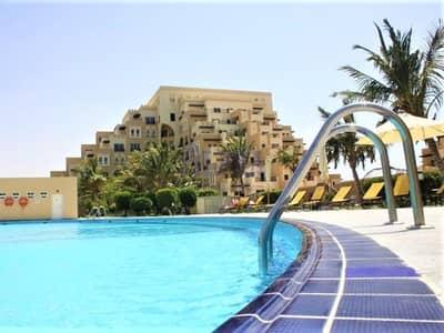 شقة 1 غرفة نوم للايجار في جزيرة المرجان، رأس الخيمة - 1 Month FREE! 1 Bedroom Garden View!