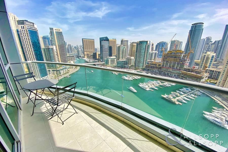 2 The Point | Full Marina Views | 2 Bedrooms