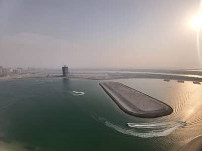 3 Bedroom Flat for Rent in Al Mamzar, Sharjah - 50 days free,Brand new/ chiller free luxury 3bhk apt, amazing seaview, health club, 2 covered parking in al Mamzar sharjah