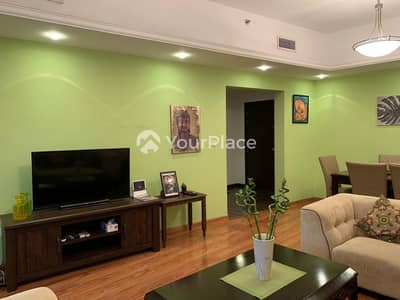 2 Bedroom Flat for Rent in Jumeirah Lake Towers (JLT), Dubai - Upgraded and Furnished - Next to Metro