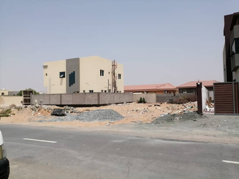 Land for sale in Al Yasmeen opposite Al Rahmaniyah