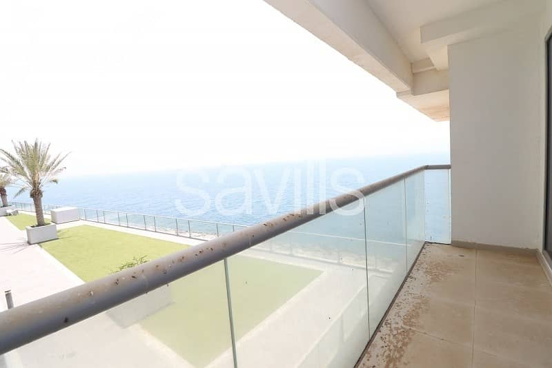 2 Spectacular duplex | full sea view | furnished | No commission