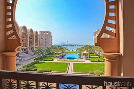 شقة 3 غرف نوم للايجار في نخلة جميرا، دبي - Brand New | x2 Months Free | x6 Cheques | Beach